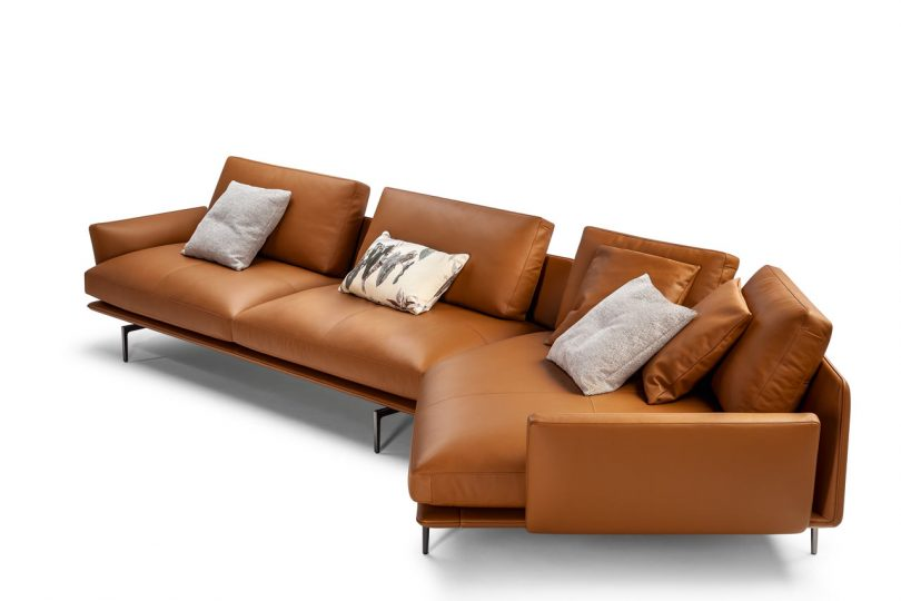 The Beatles-Inspired Get Back Sofa by Ludovica+Roberto Palomba
