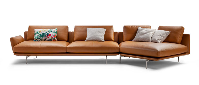 Miraculous The Beatles Inspired Get Back Sofa By Ludovica Roberto Uwap Interior Chair Design Uwaporg