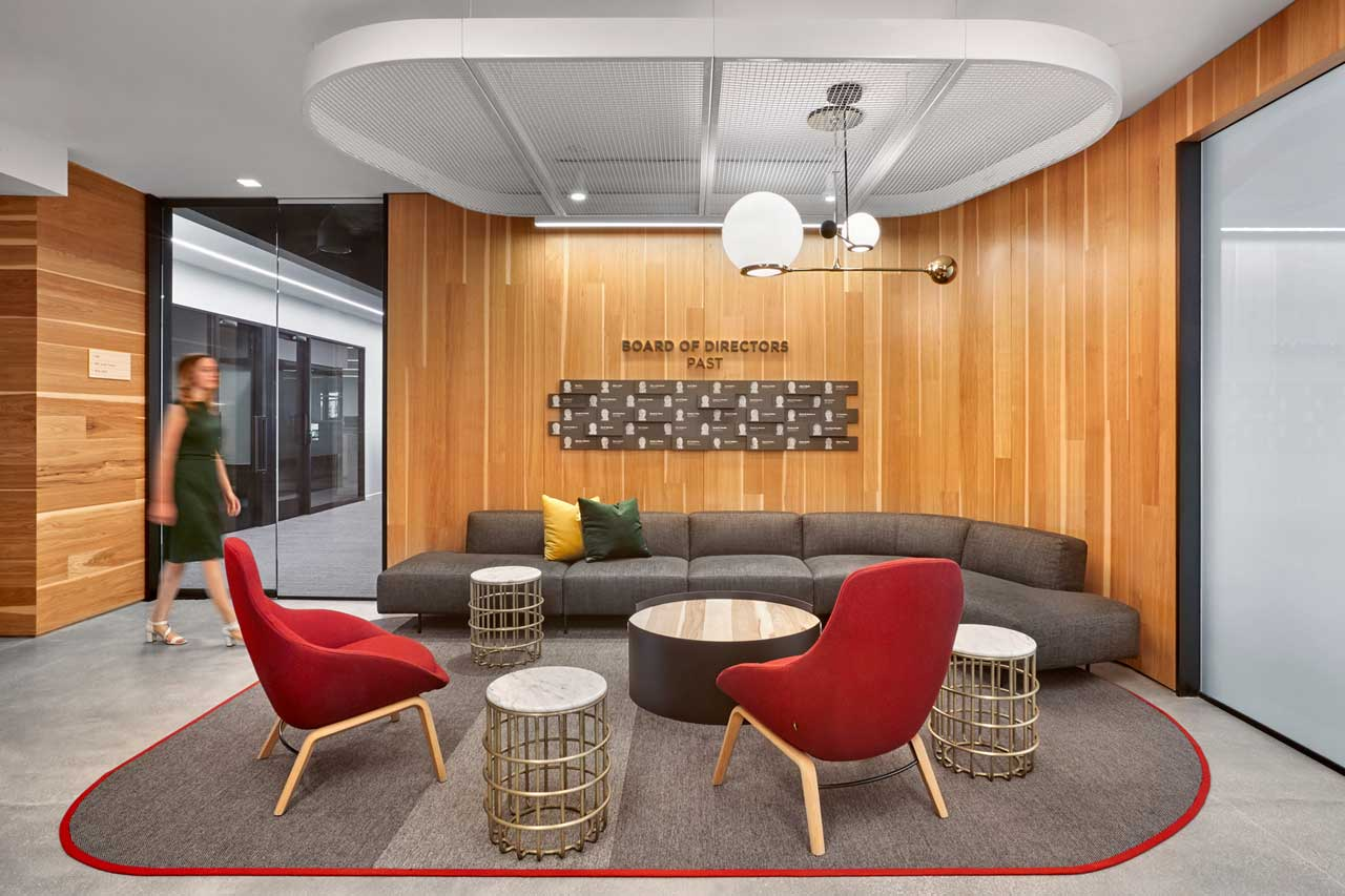 A Peek Inside McDonald's New Chicago Headquarters