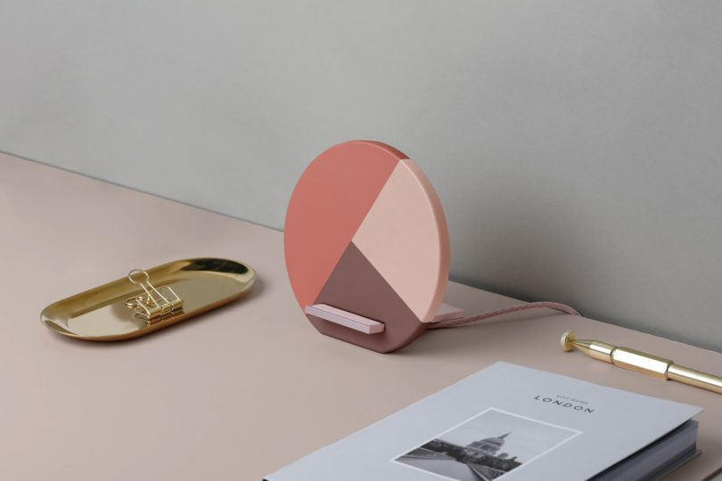 Native Union Marquetry Edition Puts a Colorful New Spin on Wireless Charging