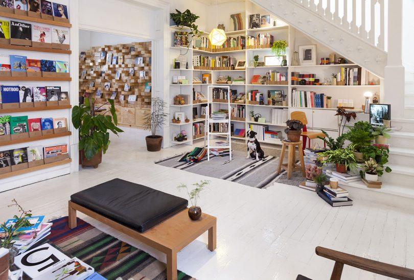 Librería Casa Bosques Is the Creative Scene in Mexico City and Far Beyond