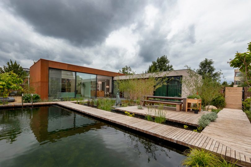 A Bungalow in Utrecht That?s More Than Energy Neutral