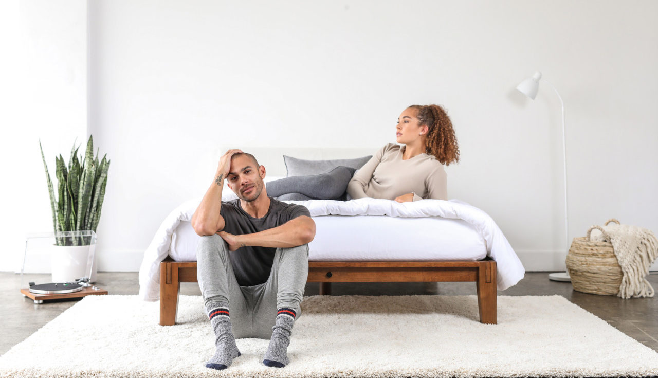 How Thuma Designed the Perfect Platform Bed