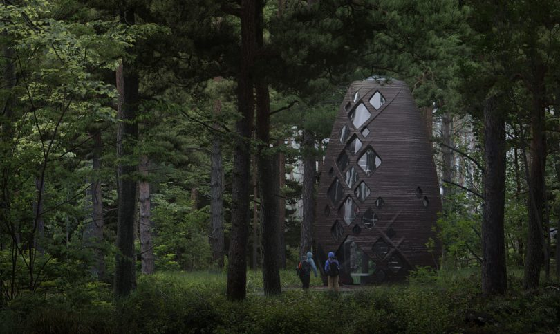 You'll Soon Be Able to Rent a 3D-Printed Dwelling Designed for Mars