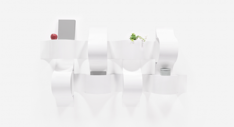 amime Is a Build-Your-Own Shelving Adventure
