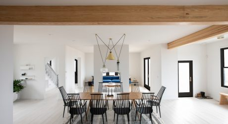 The Cedars Minimalist Home in Orient, New York