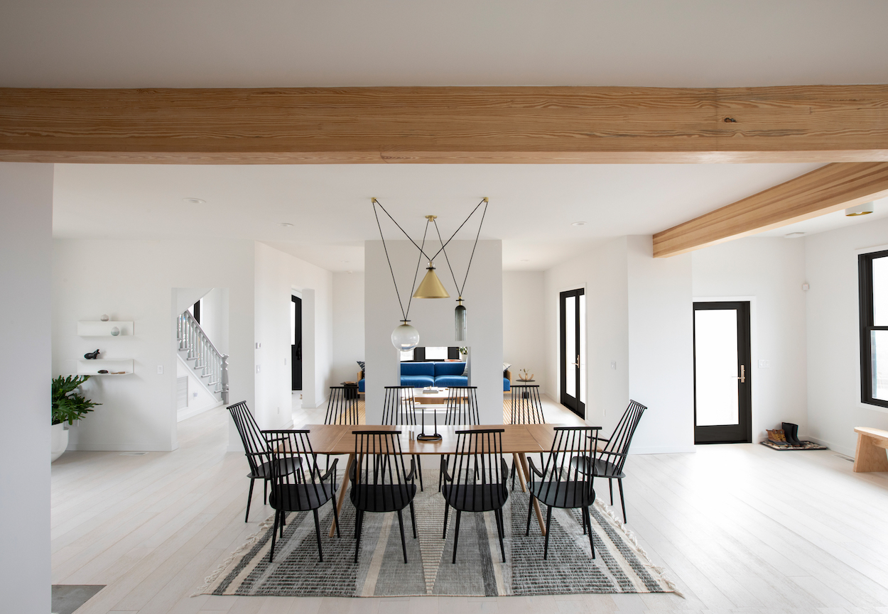 The Cedars Minimalist Home in Orient, New York