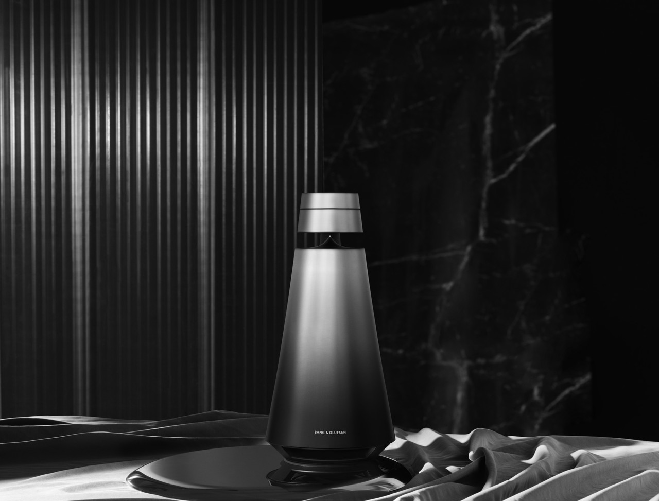 This Limited Edition Beosound 1 Is Designed to Evoke the New York Skyline
