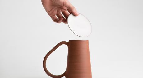Léa & Nicolas's Ceramics Get Back to the Basics