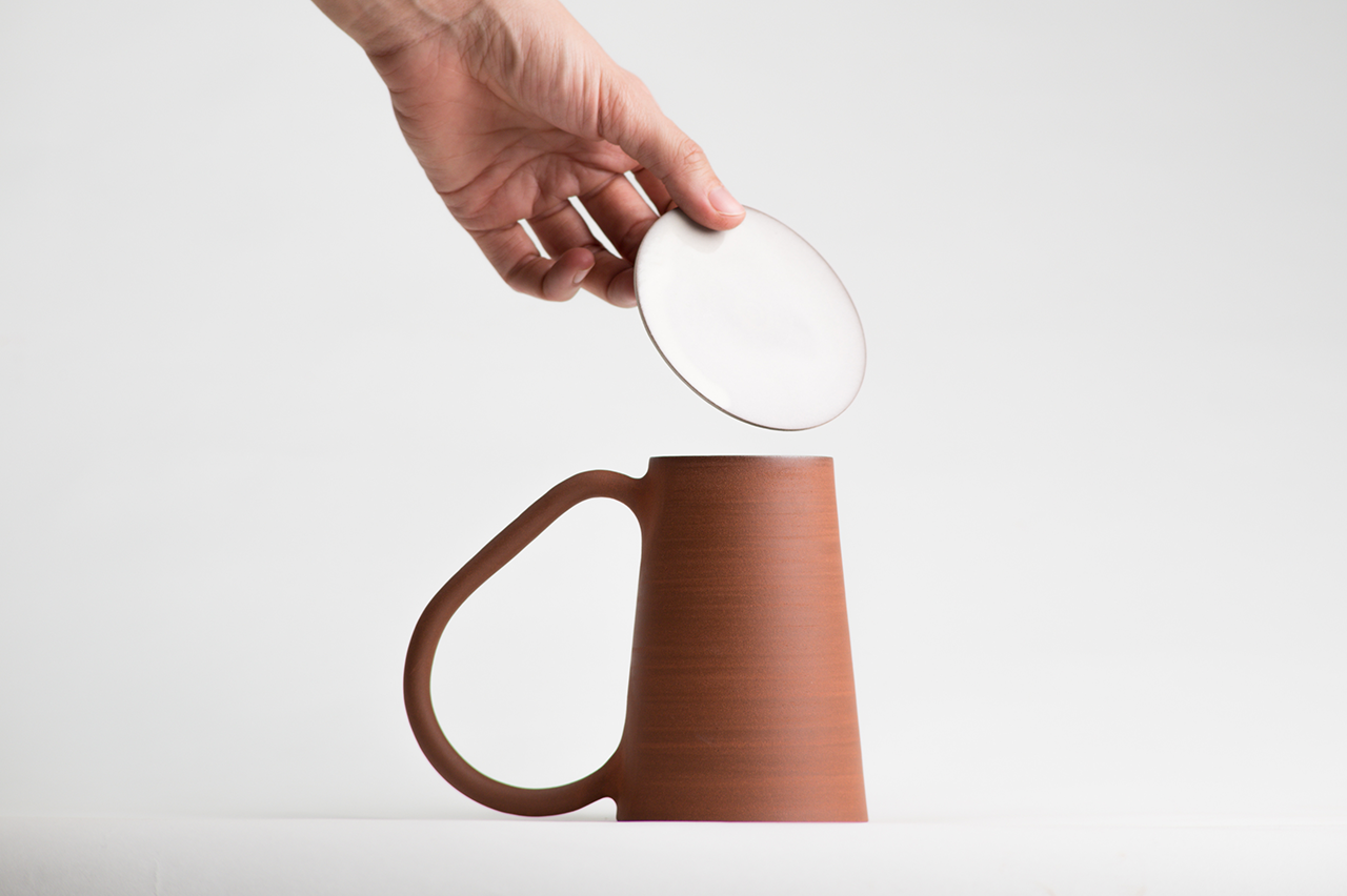 Léa & Nicolas's Ceramics Get Back to the Basics