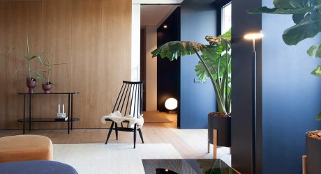 A Barcelona Apartment Goes From Two Bedrooms to One