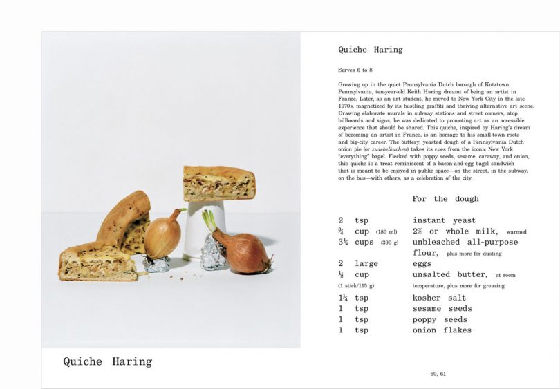 Esther Choi's Book of Satirical and Playful Recipes
