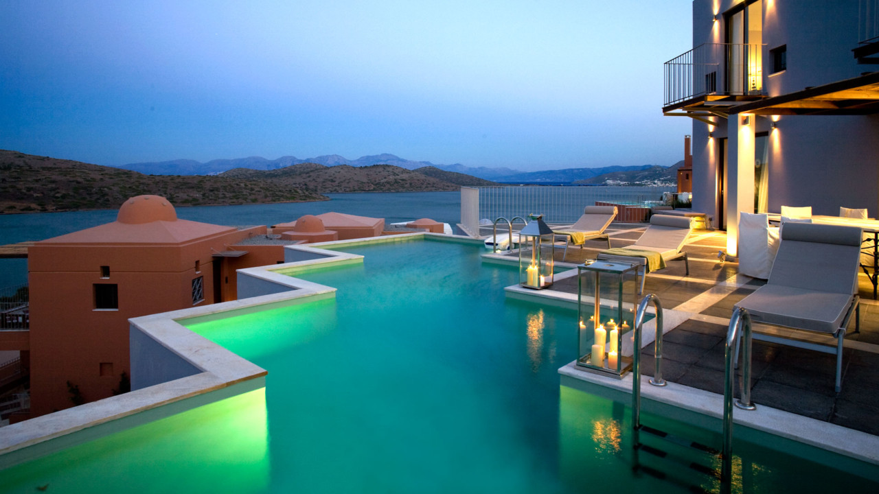 Domes of Elounda: Timelessness on Crete, Greece