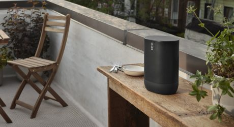 The New Sonos Move Brings the Noise Outdoors