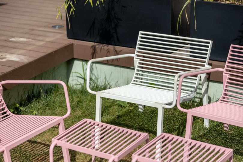 Stack Offers a Fresh Alternative to the Classic Park Bench