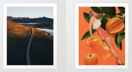 Creative Up and Comers on Society6
