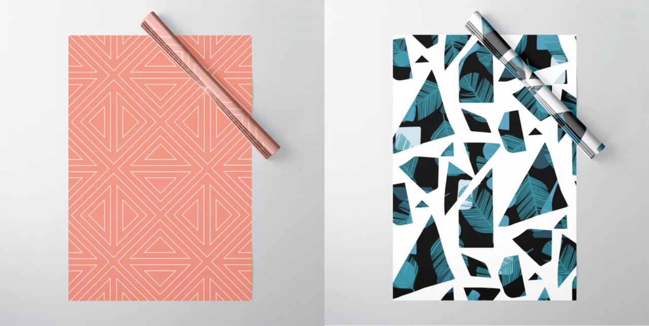 Time to Wrap It Up With Society6