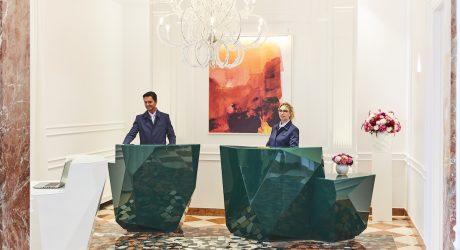 Sofitel Rome Villa Borghese: French Sensibility in the Italian Capital