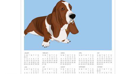 Superstudio Free 2011 Calendars