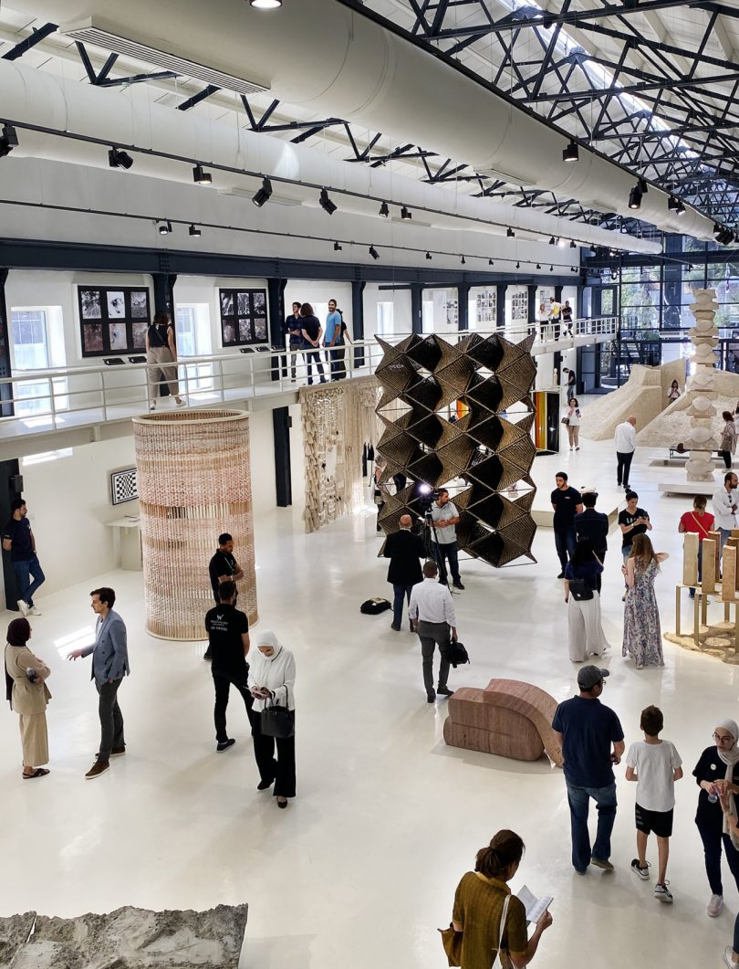 "An Investigation of ""Possibilities"" at Amman Design Week 2019"