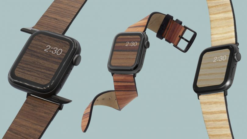 Bandly Apple Watch Bands Go Against the Grain