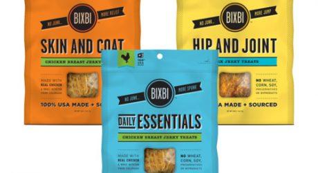 BIXBI USA-made Treats and Supplements