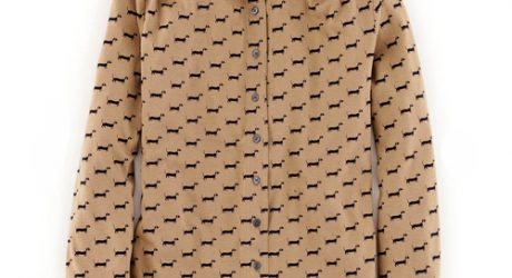 Dachshund Printed Shirt from Boden