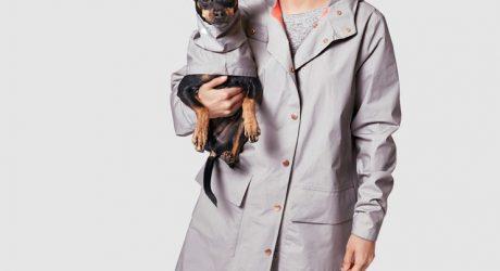 Cloud7 Matching Dog + Owner Raincoats
