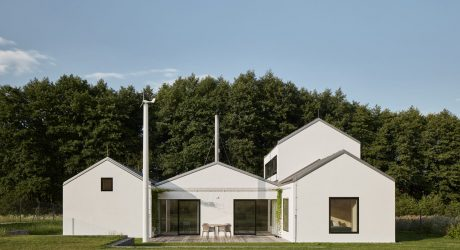 A Summer House in the Countryside of Bohemia, Czech Republic