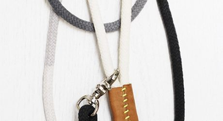 Dog-I-Y: Modern DIY Rope Dog Leash