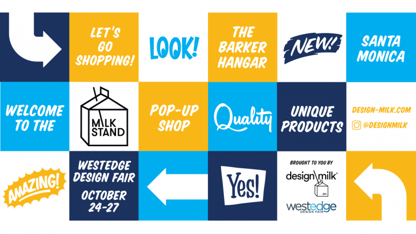 The Milk Stand Is Heading to WestEdge Design 2019