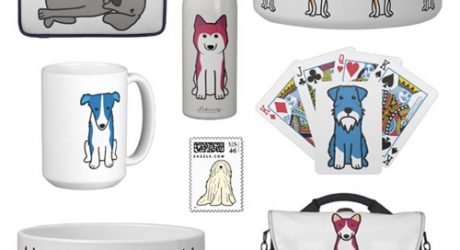 Dog Breed Cartoons Gear