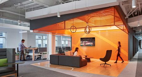 DraftKings Moves into New Boston Headquarters by IA Interior Architects