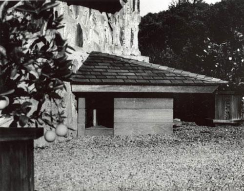 Frank Lloyd Wright's Dog House