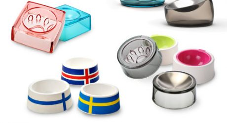 Modern Pet Bowls by Felli Pet
