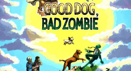 Good Dog, Bad Zombie Board Game