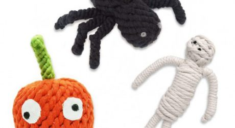 Halloween Rope Toys from Jax and Bones