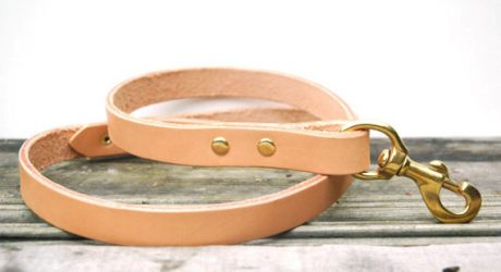 Hunter Pass Handmade Leather Collars and Leashes