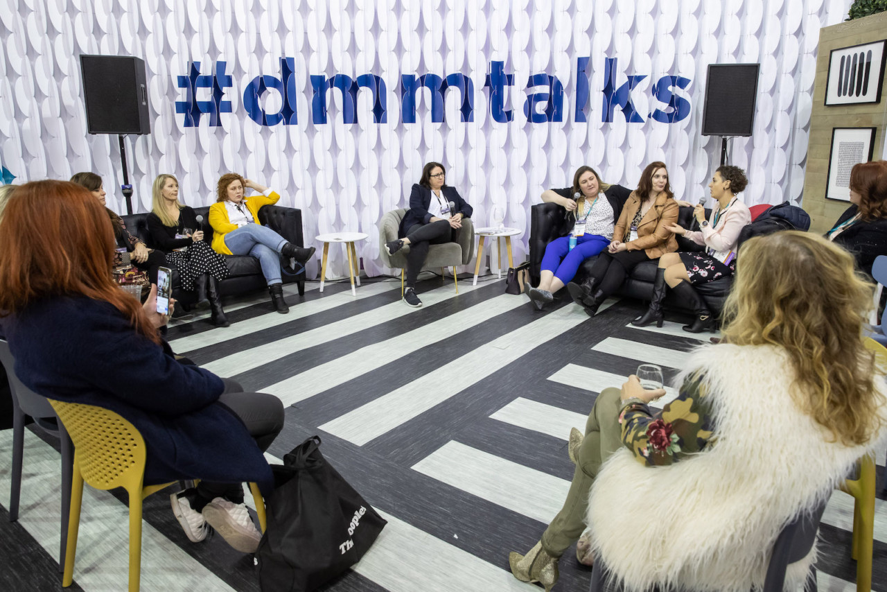 The Design Milk and Modenus (DMM) Talks Lounge and Edit Will Return to KBIS 2020