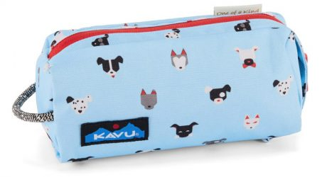 Kavu Pixie Travel Pouch in Puppytude