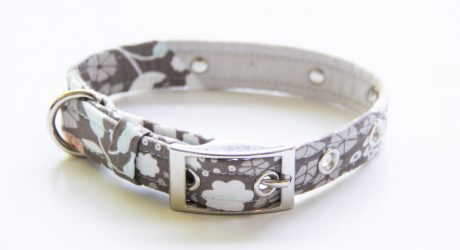 Modern Personalized Organic Collars from Konomi Studios
