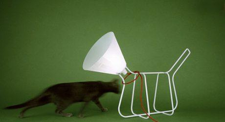 Laika Dog Lamp by Lagranja Design