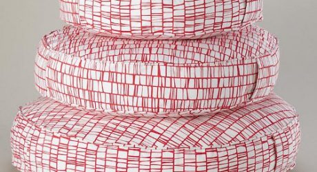 Double Duty: Land of Nod Floor Cushions
