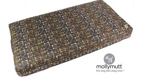 Crib-E Mattress Dog Bed Covers from Molly Mutt