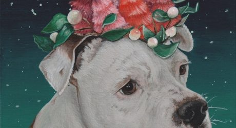 The 12 Dogs of Christmas by Nicole Bruckman