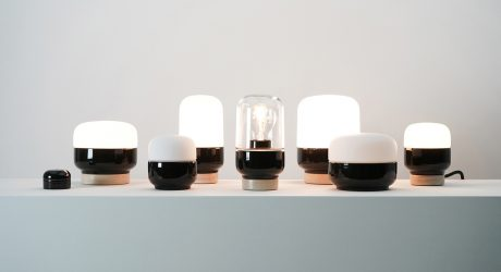The Ohm Collection Finds Its Inspiration in Old Porcelain Insulators