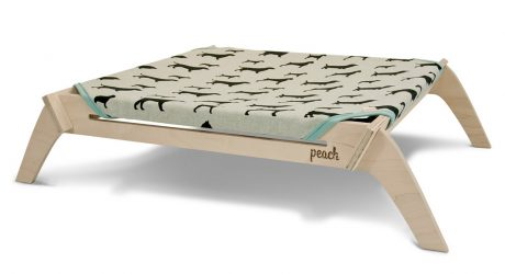 Modern Dog Loungers and Beds from Peach Pet Provisions