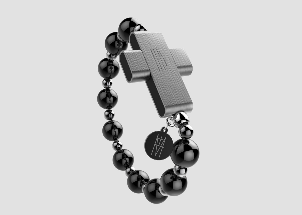 A Vatican Endorsed Wearable Inspires Faithfully Fit Habits