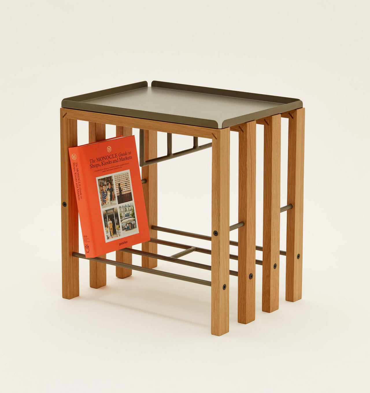 Lobo Marinho x Monocle 5th Collaboration: The Porto Side Table