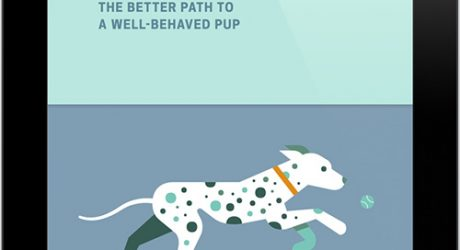 <i>Positively Dog Training: The Better Path to a Well-Behaved Pup</i> iPad and iPhone App